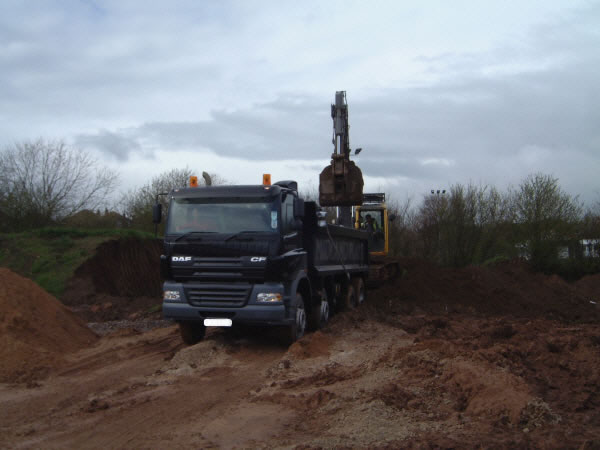 nottingham topsoil and aggregate suppliers